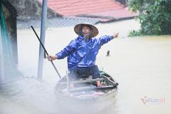 Kỹ năng 'tự cứu mình' trong lũ lụt bằng vật dụng đơn giản