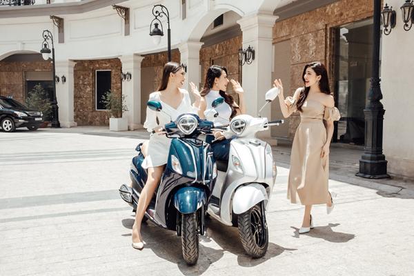 Yamaha Grande - mẫu xe 'được lòng' các quý cô hiện đại