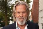 Tài tử Jeff Bridges bị ung thư hạch