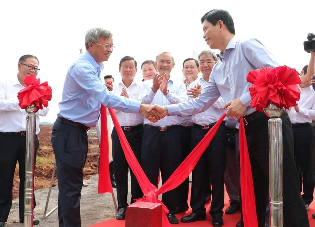 Đồng Nai chính thức bàn giao đất xây sân bay Long Thành