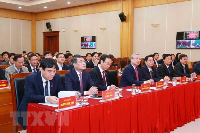 Ông Lê Minh Hưng được điều động làm Chánh Văn phòng TƯ Đảng
