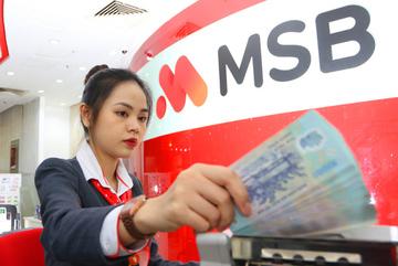 Lợi nhuận 9 tháng của MSB vượt xa kế hoạch năm