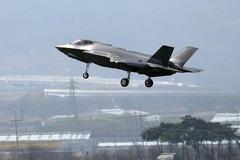 Mỹ chuyển giao hàng chục chiến đấu cơ F-35 cho Hàn Quốc