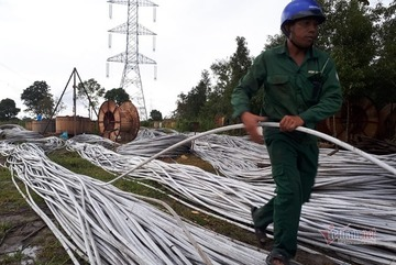 Urgent electricity projects proceeding slowly