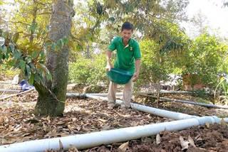 Mekong Delta takes preventive measures against saline intrusioninnext dry season