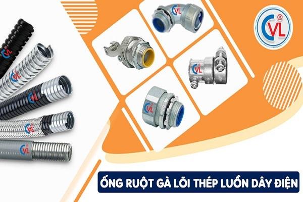 5 loại ống ruột gà lõi thép bán chạy nhất của Cát Vạn Lợi