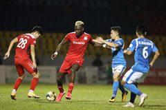 V-League đua nước rút: HAGL đá cho xong, 3 đội tranh vé trụ hạng