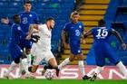 Chelsea 0-0 Sevilla: Đôi công rực lửa (H1)