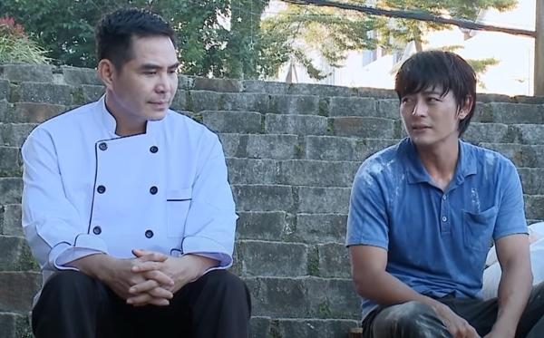 'Vua bánh mì' tập 25: Nguyện phát hiện hình xăm chong chóng của Quốc Vinh