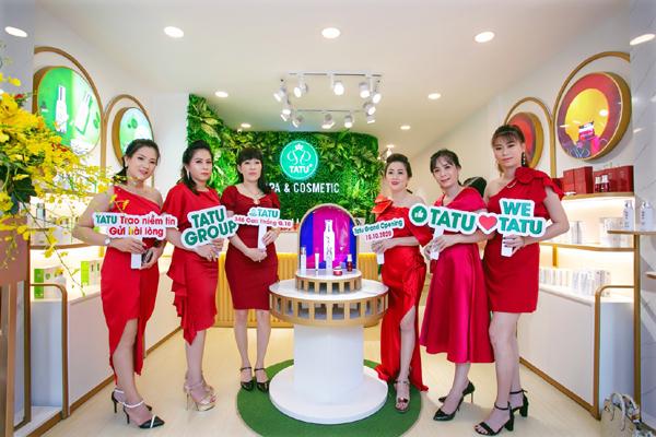 Tatu Spa & Cosmetic - điểm hẹn làm đẹp mới ở TP.HCM