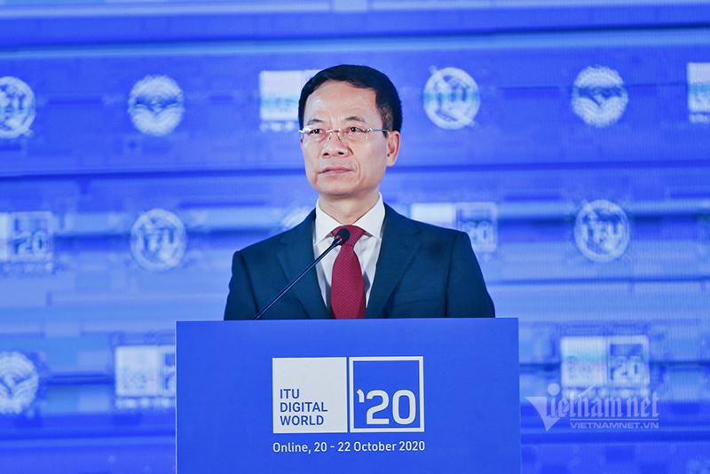 Việt Nam trở thành tấm gương sáng về phát triển ICT