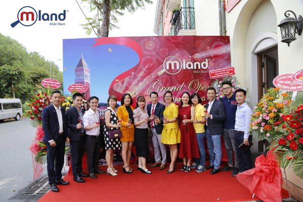 MLAND Miền Nam tưng bừng khai trương văn phòng Phú Quốc