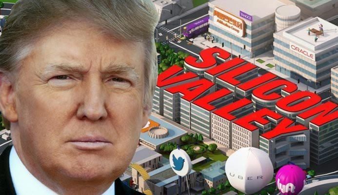 Các 'đại gia' công nghệ Mỹ mạnh tay quảng cáo chống ông Trump
