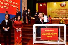 Hà Nội tiếp tục kêu gọi ủng hộ nhân dân miền Trung bị thiệt hại do mưa lũ