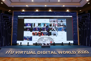 ITU Ministerial Roundtables: Cooperation in mission to 'build the digital world together'