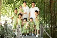 NTK Đỗ Mạnh Cường nhận con nuôi thứ 7