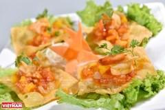 Hoi An's fried shrimp wonton