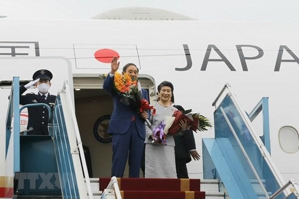 Japanese Prime Minister concludes Vietnam visit