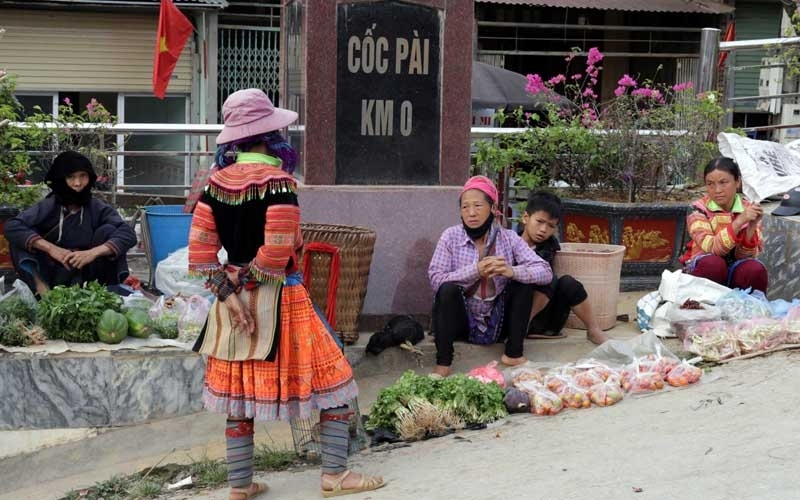 Coc Pai rural market – a unique tourism product in Ha Giang