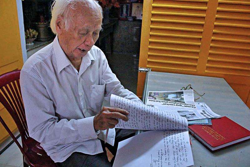 Cụ ông Sài Gòn làm di chúc để lại nhà hơn 10 tỷ giúp người già, sinh viên
