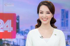 MC Thụy Vân lên sóng VTV sau tin đồn nghỉ việc
