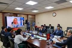 Phiên 2 Hội nghị bộ trưởng và Hội thảo chuyên đề của ITU Virtual Digital World 2020