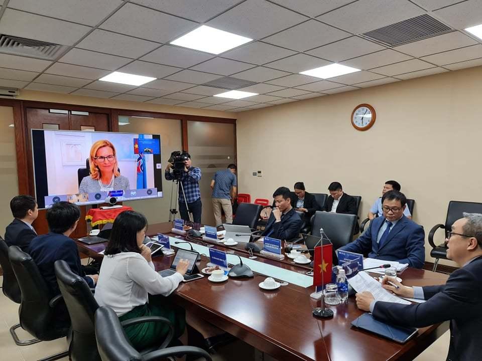 Trực tiếp: Phiên 2 Hội nghị bộ trưởng và Hội thảo chuyên đề của ITU Virtual Digital World 2020