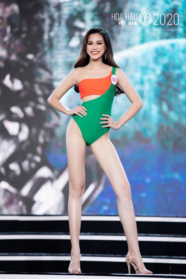 Giấu bố mẹ, nữ sinh Kinh tế chắt chiu từng đồng thi Hoa hậu VN 2020
