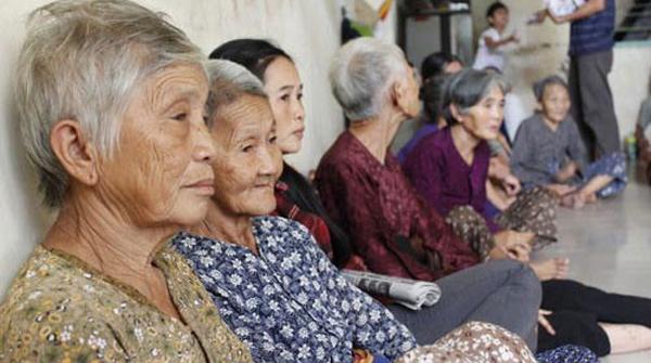 70% người cao tuổi được khám sức khỏe định kỳ ít nhất 1 lần/năm