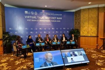 Đầu tư nước ngoài vào ICT Việt Nam: Đang là thời điểm vàng