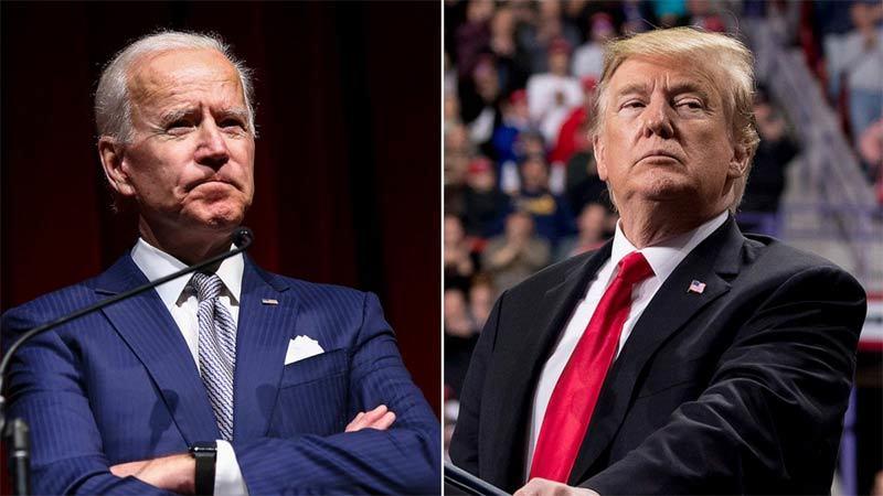 Trước trận so găng cuối, ông Trump đi mít-tinh, ông Biden luyện tranh luận