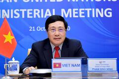 Họp với Liên hợp quốc, ASEAN khẳng định lập trường về Biển Đông