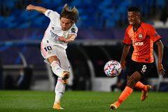 Xem video bàn thắng Real Madrid 2-3 Shakhtar