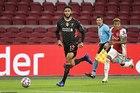 Trực tiếp Ajax 0-0 Liverpool: Adrian cứu thua cho đội khách (H1)