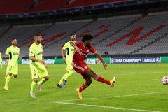 Xem video bàn thắng Bayern Munich 4-0 Atletico Madrid