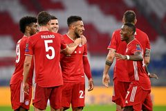 Nhấn chìm Atletico, Bayern Munich phô diễn sức mạnh