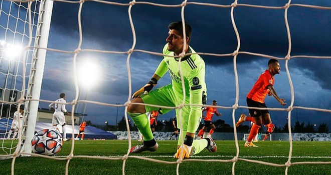 Real Madrid 2-3 Shakhtar: SỐC NẶNG - ảnh 2.