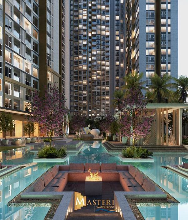 Masteri Waterfront thắng lớn tại PropertyGuru Vietnam Property Awards