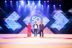 Nam Long tiếp tục vào top 50 công ty niêm yết tốt nhất Việt Nam