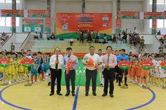 Tưng bừng khai mạc VCK Giải bóng đá Nhi đồng toàn quốc