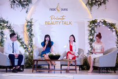 TMV Ngọc Dung tổ chức chuỗi chương trình trò chuyện về sắc đẹp