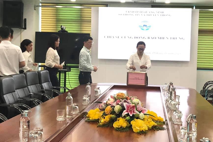Hỗ trợ miền Trung ruột thịt, người Quảng Ninh kêu gọi ủng hộ bằng nhiều cách