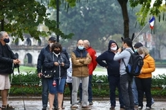 Vietnam yet to welcome return of foreign holidaymakers