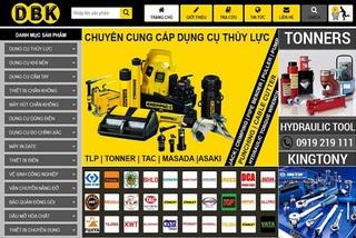 Mua máy hút chân không chất lượng ở DBK Việt Nam