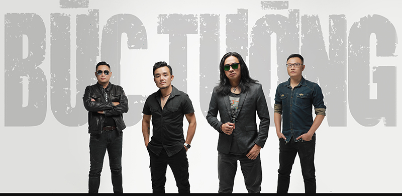 Sự trở lại của ban nhạc Bức Tường