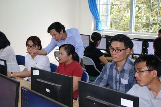 online teaching,4.0 industry revolution,Vietnam education