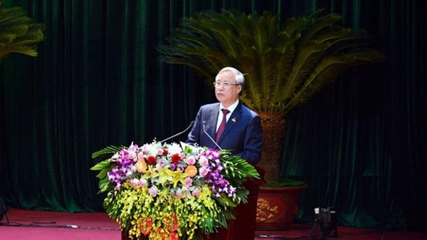 Localities convene Party congresses for 2020-2025 tenure
