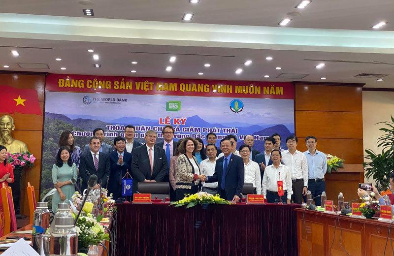 Giảm phát thải khí nhà kính, Việt Nam nhận ngay 1.200 tỷ