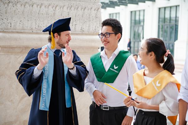 QS 5 sao - 'bệ phóng' để VinUni chinh phục giấc mơ đại học đẳng cấp thế giới