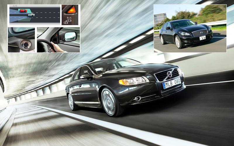 Những mẫu xe tạo ra đột phá về công nghệ an toàn